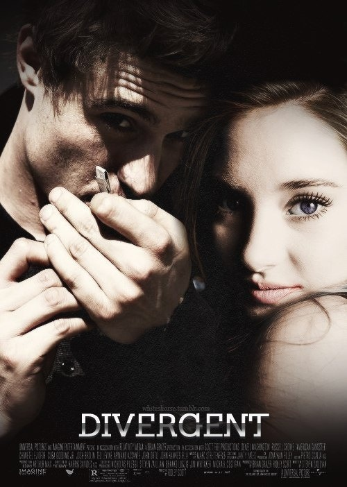 tris and four fanart | Divergent | Pinterest | Divergent ...