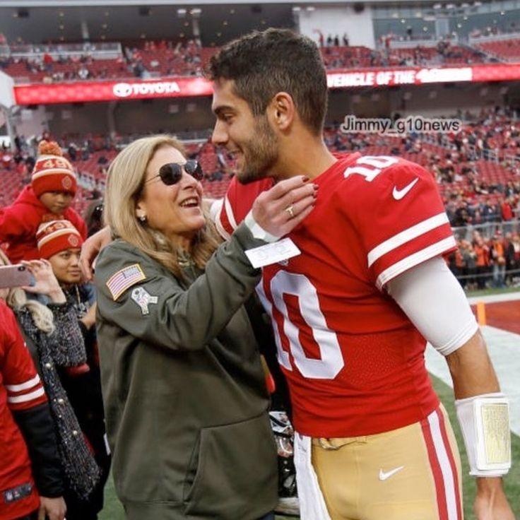 Jimmy Garoppolo Girlfriend: 513 Best SF 49ers Images On Pinterest