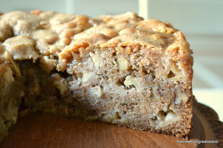 Apple Cake (from The Silver Palate)