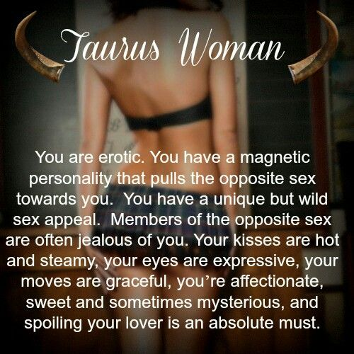Taurus Man Taurus Woman Sexually