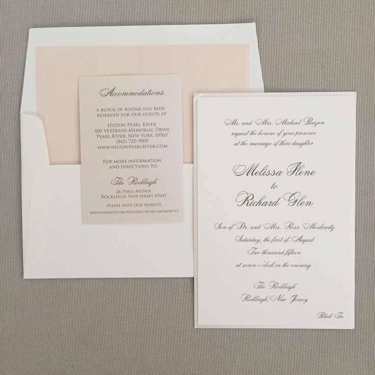 how to get directions for wedding invitations%0A Wedding Invitation   Thermography   Taupe Ink   Neutral Invitation Suite