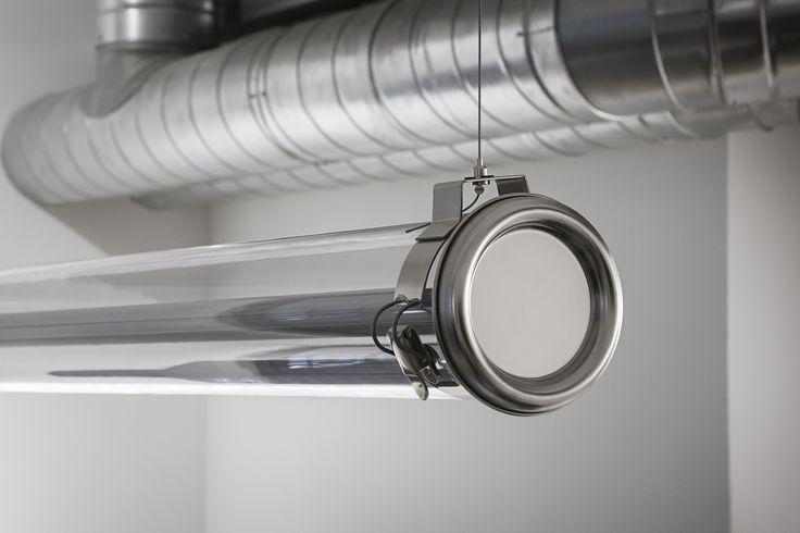 Blackwood Office, Copenhagen. Architect: Inhouse. Lighting Design: Møller and Rothe. Products: Sammode