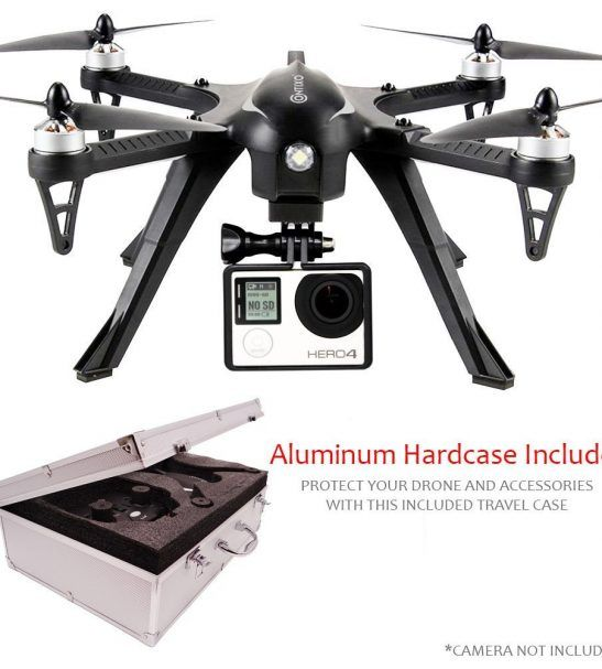Contixo F17 RC Quadcopter Racing Drone 2.4Ghz 6-Axis Gyro 4 Channels, GoPro Compatible