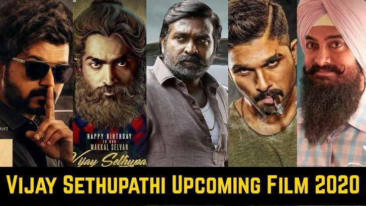 10 Vijay Sethupathi Upcoming Movies List 2020 And 2021 ...