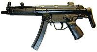 Subfusil - Heckler & Koch MP5 Find our speedloader now! http://www.amazon.com/shops/raeind