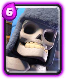Esqueleto Gigante - Estratégias para atacar e defender em Clash Royale Deck
