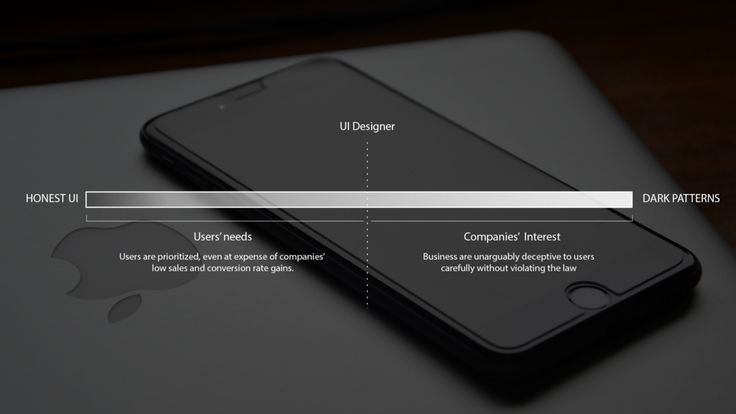 Dark Patterns: The Devil in Mobile UI UX Design? – Muzli -Design Inspiration