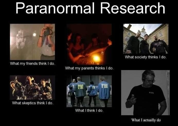 research paper about paranormal Chapter i introduction background of study the study of paranormal  the study of paranormal phenomena psychology essay.