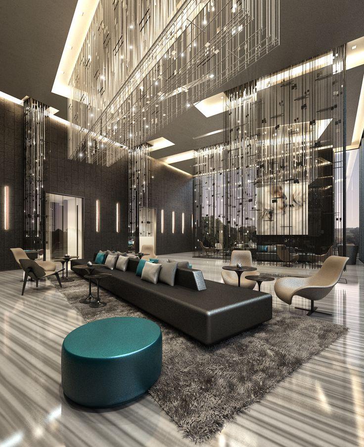 Lobby Decorating Ideas: Condo Lobby Decorating Ideas