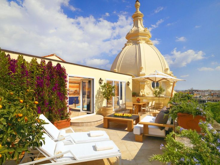 Resort In Italy Hotel Rome