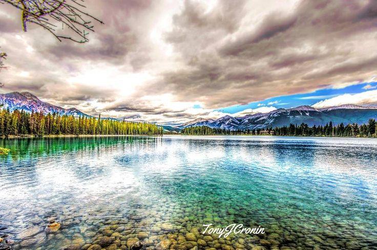 Beauvert Lake Jasper  #MyJasper #PentaxK3#Sigma1020 #Canada150#ig_color #adorablecanada #imagesofcanada #travelalberta #Canada150 #hptravelgram #huffpostgram #forbestravelguide #mytinyatlas #TravelwithanInsider #topstreetphot #vsco #bbctravel #fromwhereistand #guardiantravelsnaps #IamATraveler #wanderlust #twelveskip #viewbugfeature