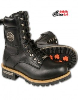 Mens Motorcycle Riding Boots