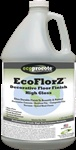 garage floor option:  EcoFlorZ Decorative Floor Finish