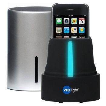 Smartphone Sanitizer-for the germaphobe
