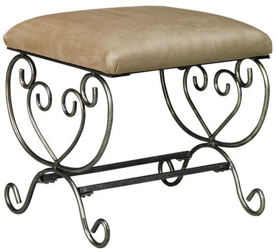 home decorators 99 gossamer vanity bench