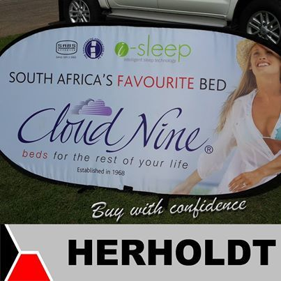 For a great nights sleep you need to try the Cloud Nine ranges from the Herholdt Group. Excellent quality delivered with the guarantee of our unbeatable prices. Visit our stores in Middelburg and Graaf-Reinet for more information. #luxury #matressandbasesets