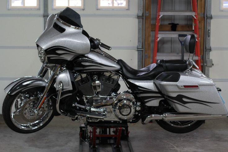 2015 Harley Davidson Cvo Street Glide Hard Candy Mercury