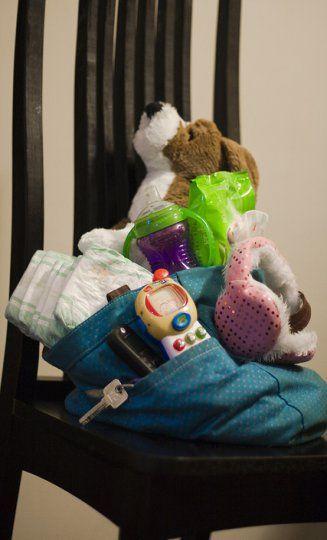 Lo que nunca debes echar en la pañalera | Blog de BabyCenter #TARGET