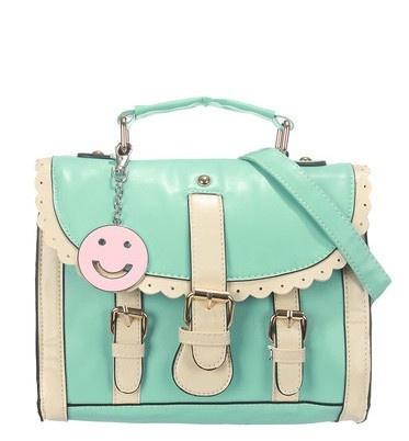 Biscuit Bag Green
