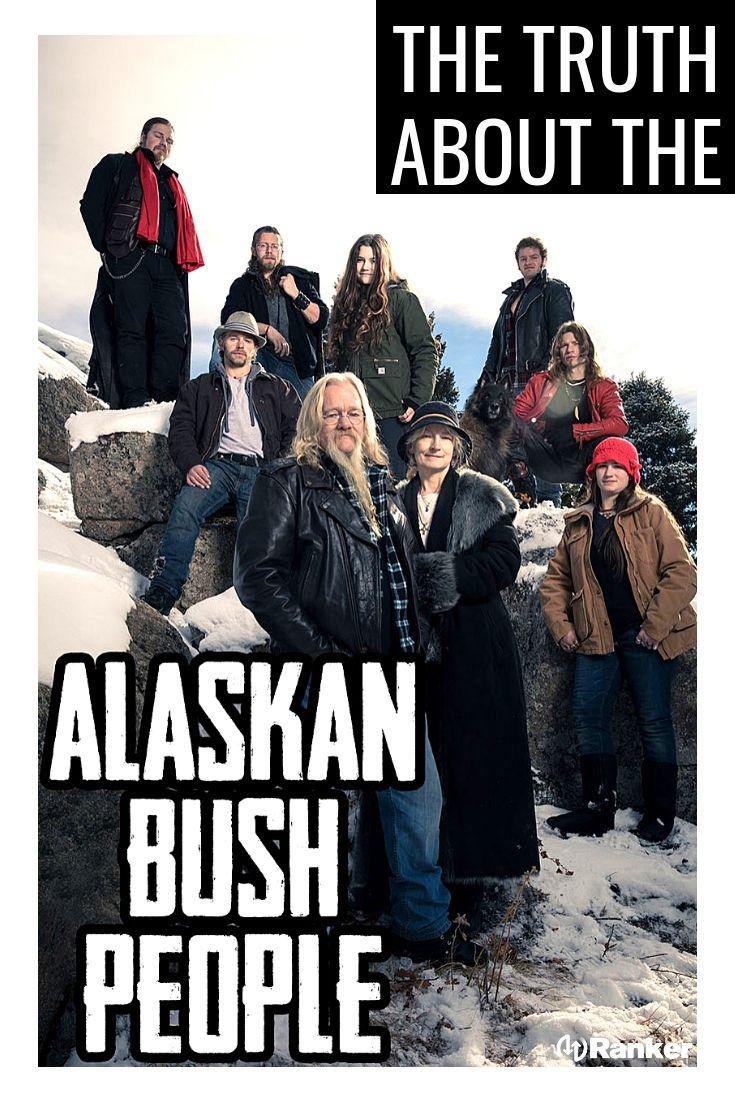 Alaskafake Porn the alaskan bush people aren't exactly telling you the whole