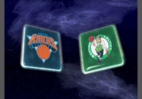 New York Knicks at Boston Celtics Tickets