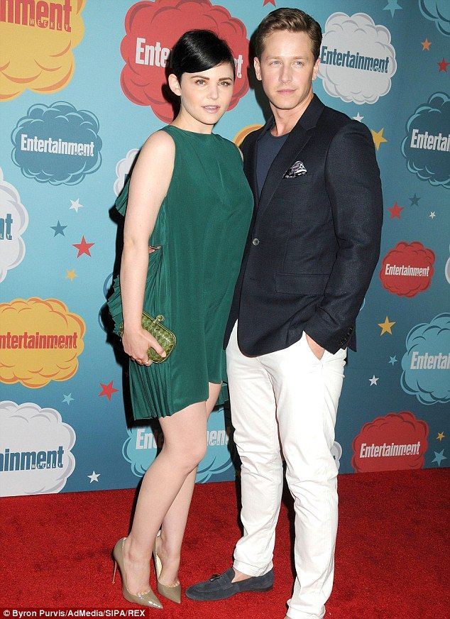 Baby to make three: Ginnifer and Josh announced that they were expecting their first child just last week