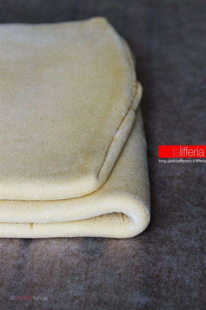 Pasta sfoglia   Ricetta base a prova di imbranato