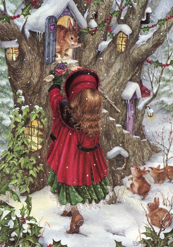 Susan Wheeler Christmas Card