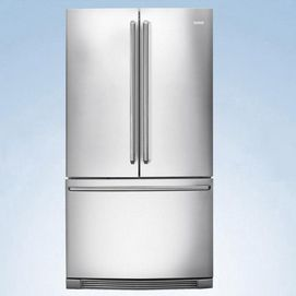 Electrolux® IQ Touch 23 cu. Ft. Counter Depth French Door Refrigerator - Stainless Steel | Sears Canada