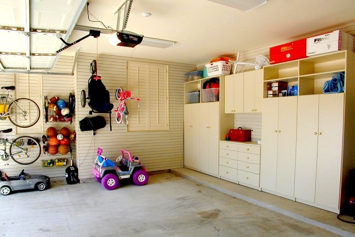 18 best garage custom designs images on pinterest for Over car garage storage