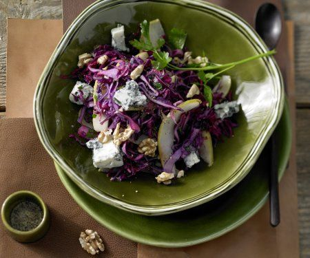 Rotkohl-Birnen-Salat Rezept | EAT SMARTER