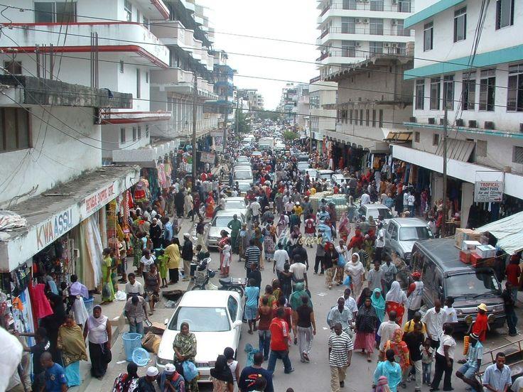 Dar es Salaam, Tanzania Africa