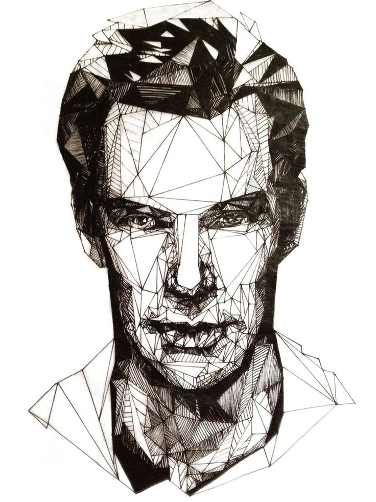 Star Trek Into Darkness - Khan - Benedict Cumberbatch by ~theo-doras on deviantART
