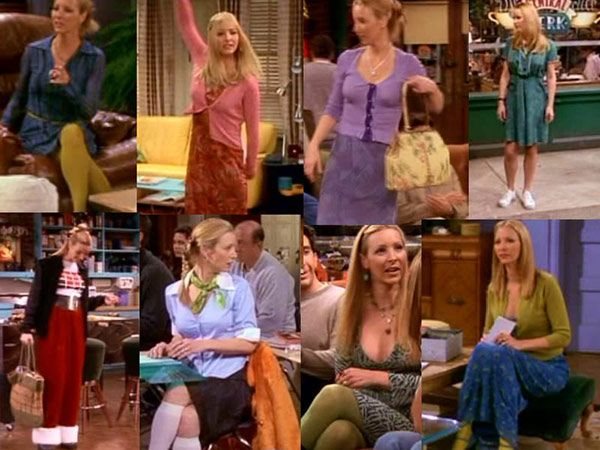 Basically I've realized that Phoebe is my fashion inspiration.