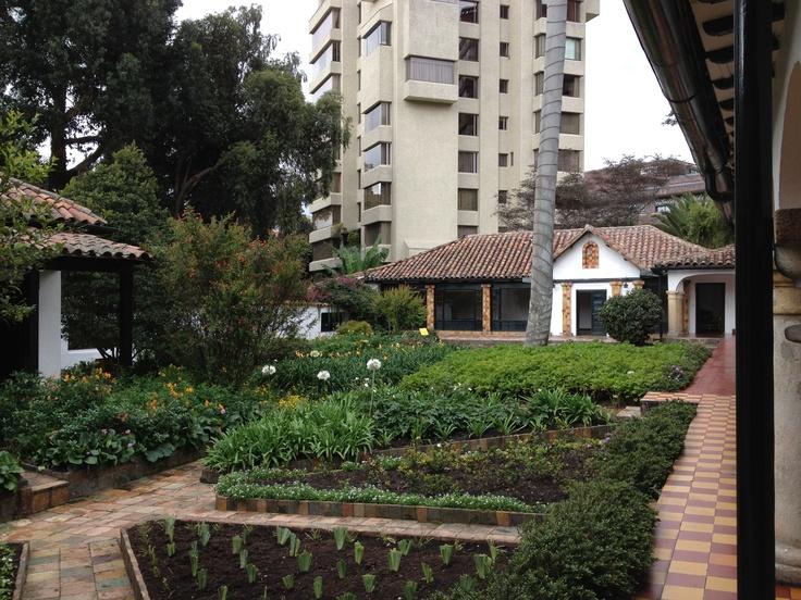 Museo Del Chicó. Bogotá, Colombia.