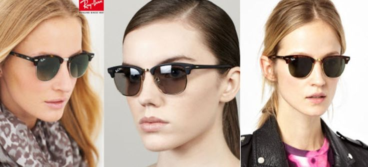 Comparing the Ray-Ban Wayfarers vs. Clubmasters