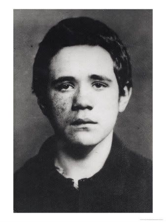 A young Jean Genet
