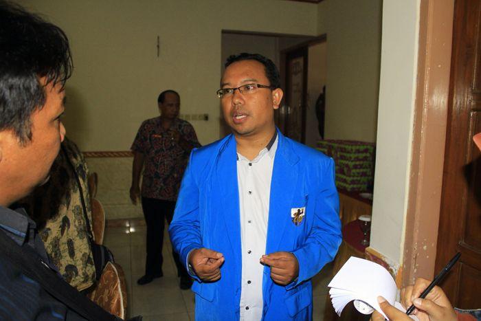 Sekretaris KNPI, Terpilih Jadi Ketua