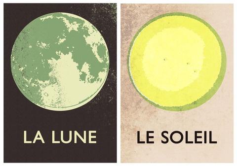 La Lune & La Soleil