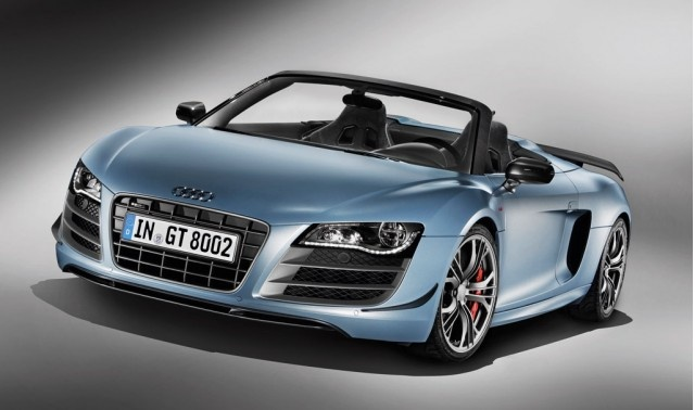 2012 Audi R8 GT Spyder from http://hgm.me/w4SuXR
