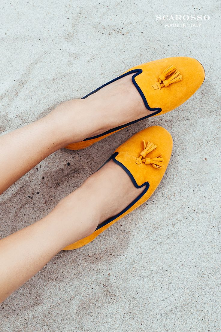 'PAOLINA' Loafers for Women by SCAROSSO Click on the image to reach our homepage and to purchase product -> http://scaros.so/VBEVgS