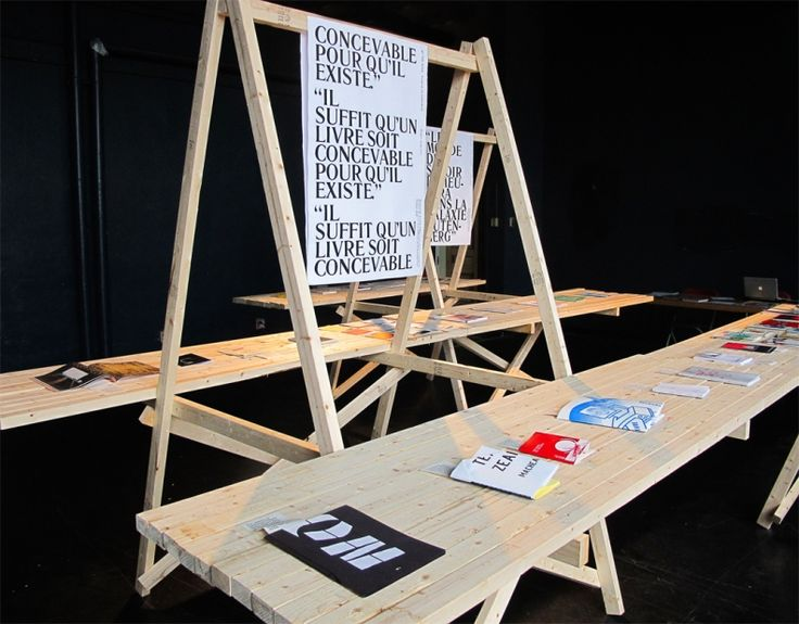 Reading Forms – Exhibiting Graphic Design Exhibitions