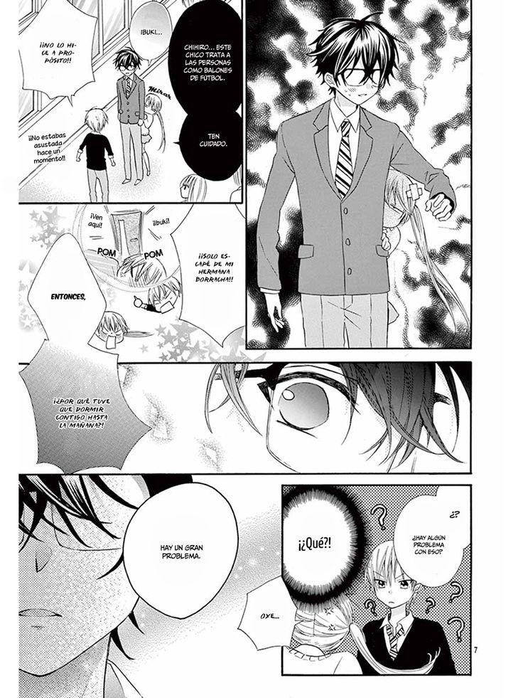 Osananajimi to, Kiss shitakunakunai. Vol.1 Ch.2 página 9 - Leer Manga en Español gratis en NineManga.com