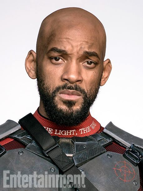 Will Smith as Dead Shot