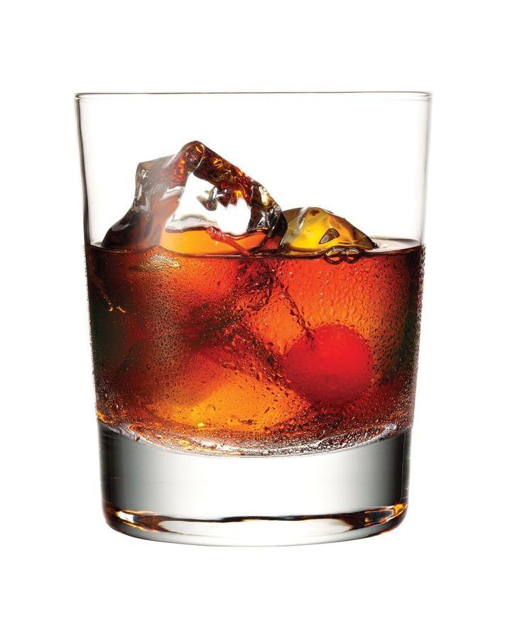 "Manhattan / Cocktail Recept / Cocktail maken  We could call it the ""Sossaman-hattan"""