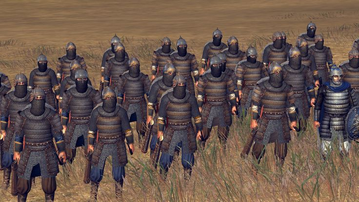"MK Faction Previews ""Seljuks of Rum"" news - Medieval Kingdoms Total War (Attila Version) mod for Total War: Attila - Mod DB"