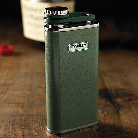 Stanley Hipflask - No adventure is complete without a wee dram!