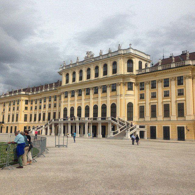 Pin for Later: 79 European Vacation Experiences You'd Be Crazy to Miss Visit Austria's Schönbrunn Palace in Vienna