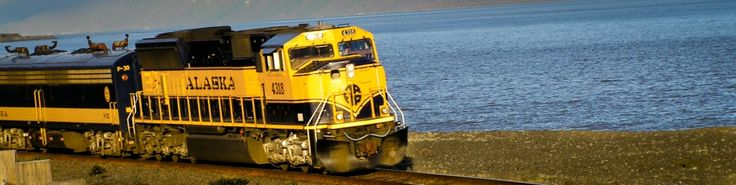 Another MUST! Alaska Railroad Tours | A Historic and Relaxing Mode of Travel