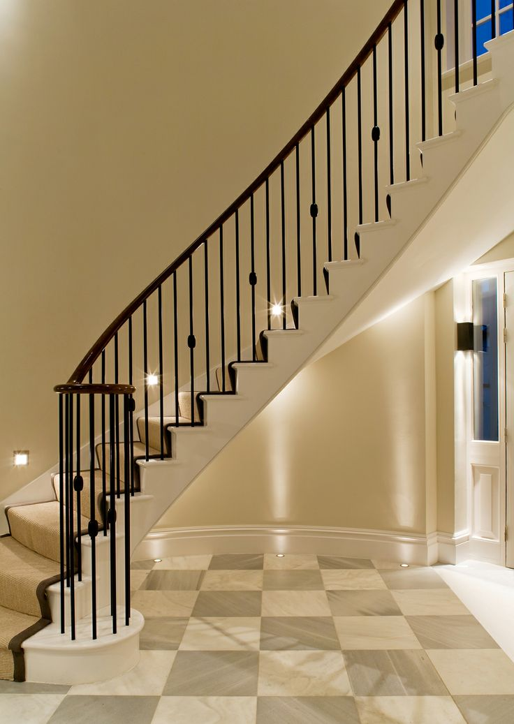 21 Staircase Lighting Design Ideas Pictures: Lighting Design By John Cullen Lighting